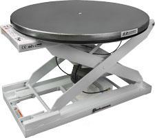 Lift Table EZ-Loader E Main Parts