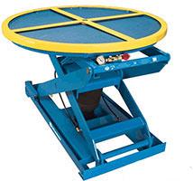 Lift Table EZ-Loader Main Parts
