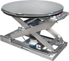 Lift Table EZ-Loader SS Main Parts