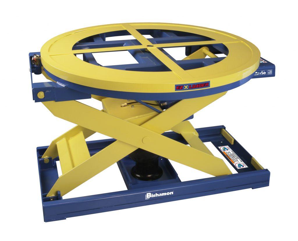 EZ X Loader Pallet Positioner
