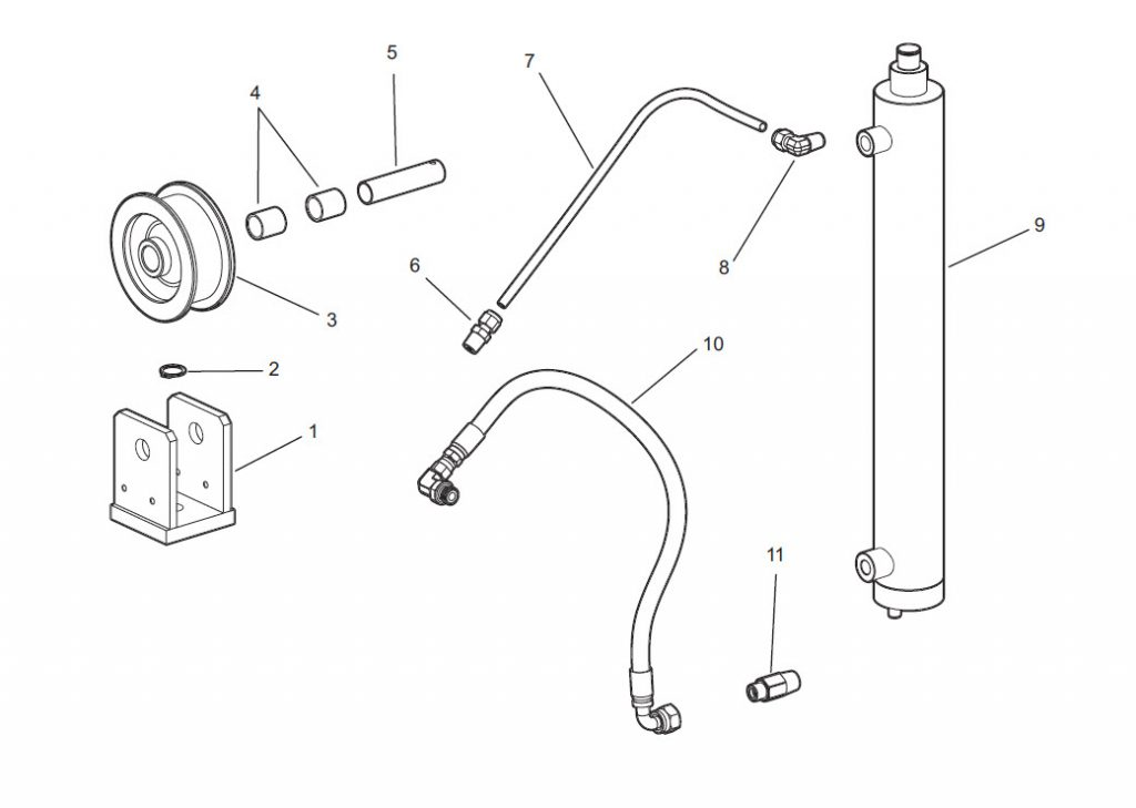 Hydraulic Assembly Layout