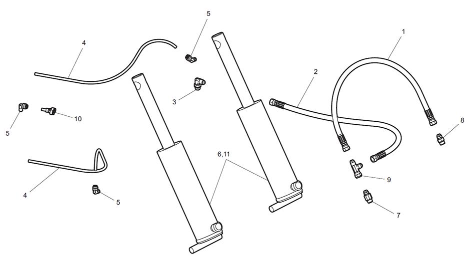 Hydraulic Assembly Layout