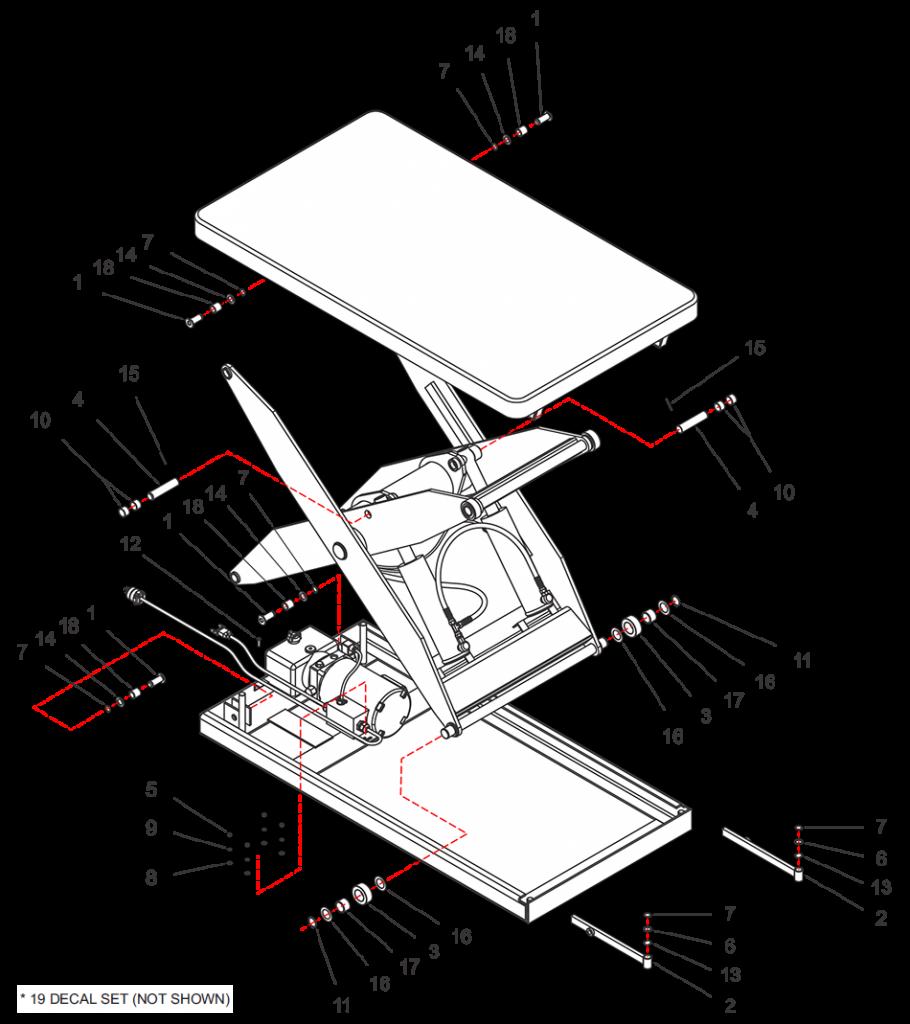 Mechanical Layout